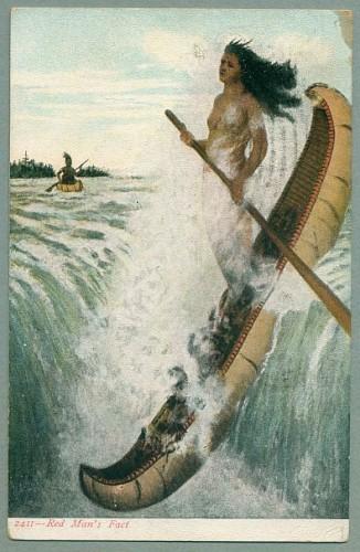 Niagara Falls Mythology