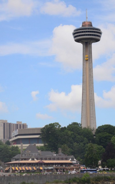skylon tower stands tall for 48 years