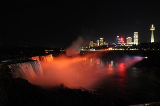 Niagara Falls Canada Niagara Falls Up Close