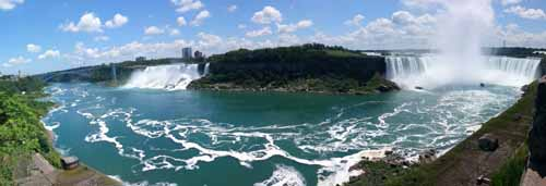Canadian attractions