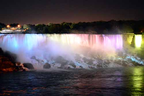 Niagara Falls top tourist destination
