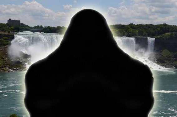 Niagara Falls Bigfoot