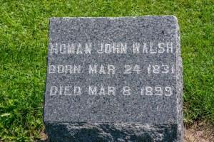Homan Walsh