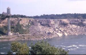 Niagara Falls shut off