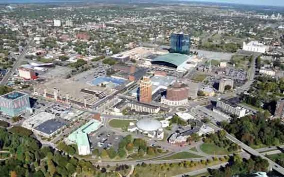 Niagara Falls Sports Arena