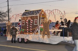 Town of Niagara Electric Lights Parade