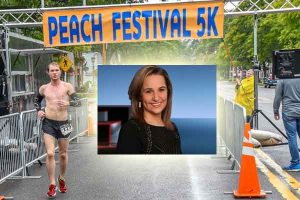 Niagara County Peach Festival 5K run