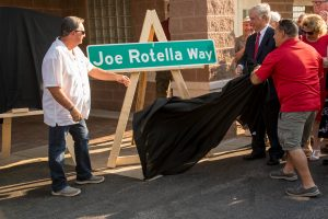 Joe Rotella Way
