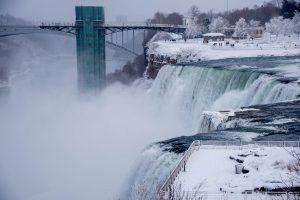 winter has come to Niagara